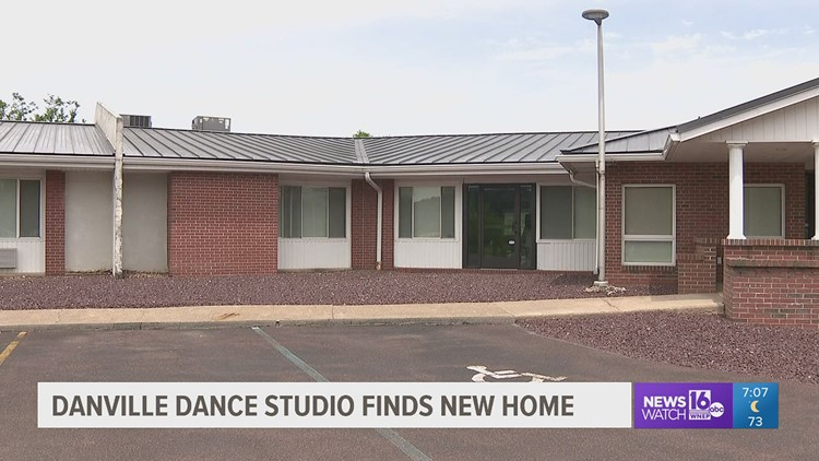 Danville dance studio finds new home