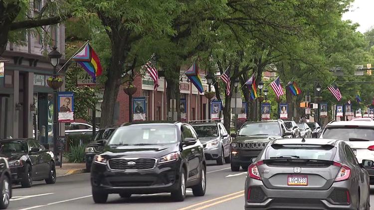 Pocono Pride Festival this weekend in Stroudsburg