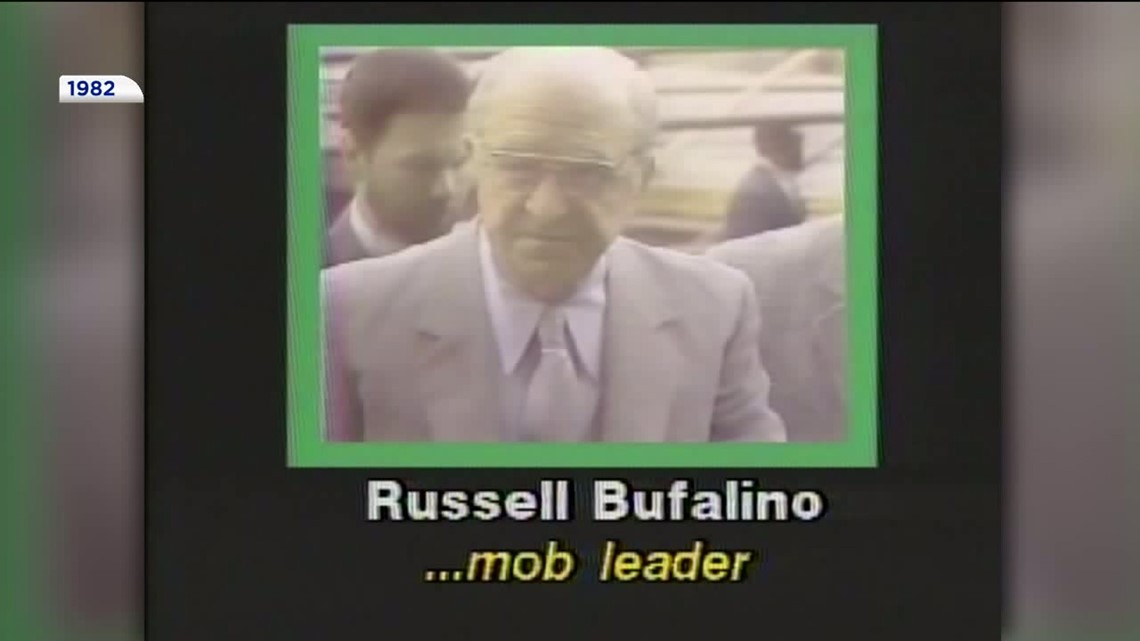 Video Vault: Russell Bufalino Sent to Federal Prison in 1982