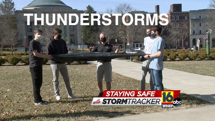How does a potent thunderstorm form? with Joe Snedeker