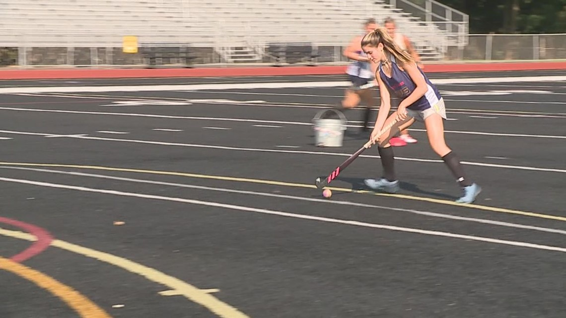 Luzerne County teens prepare for Junior Olympics