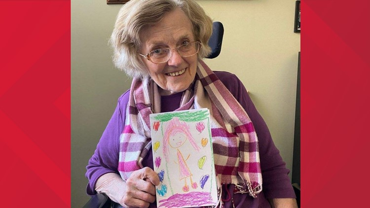 Sharing the love: Ways to make sure nursing home residents aren't forgotten this Valentine's Day