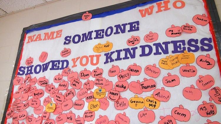 'Go Orange Day' to spread kindness