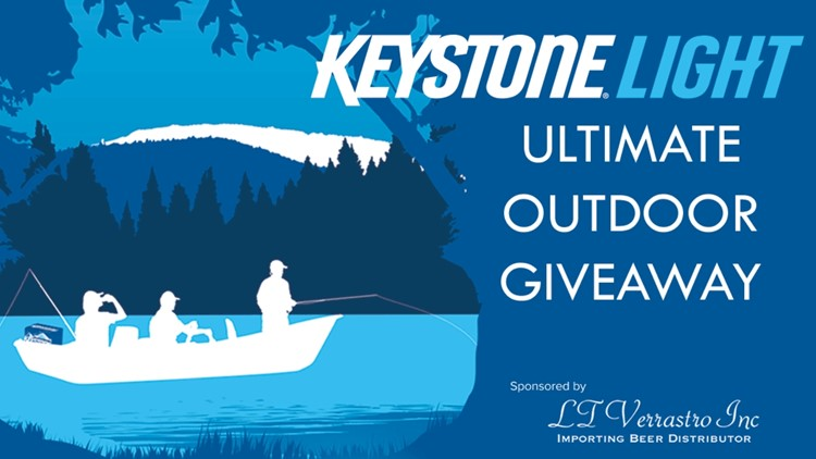Keystone Light Ultimate Outdoor Giveaway
