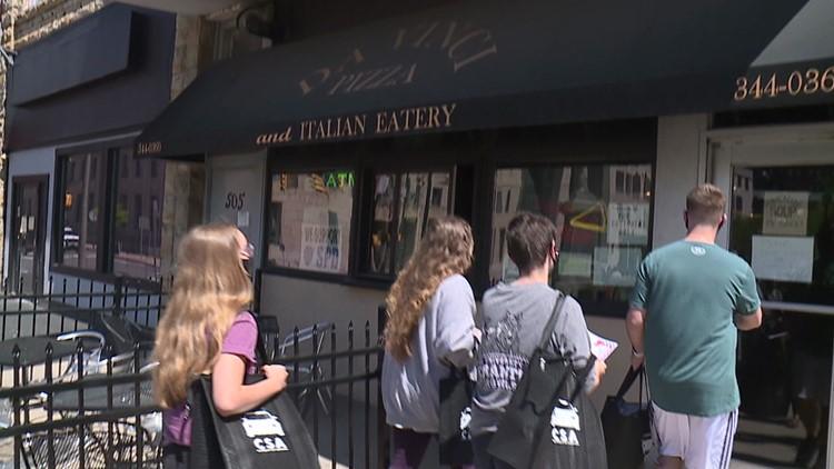 University of Scranton's Restaurant Fest supports small businesses