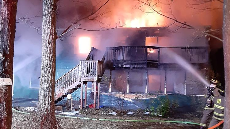 One dead after fire in Pike County