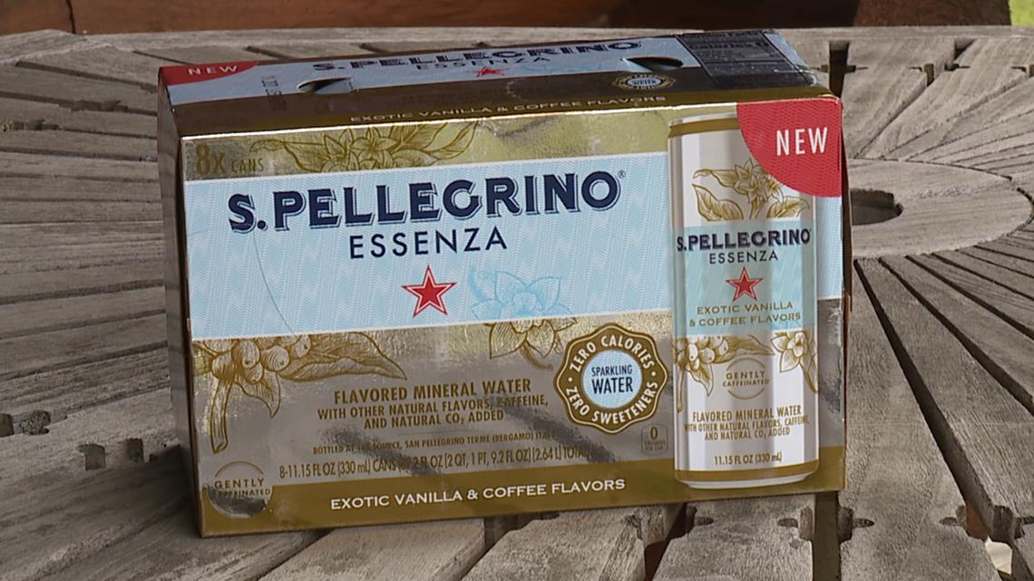 Taste Test: S. Pellegrino Vanilla Coffee
