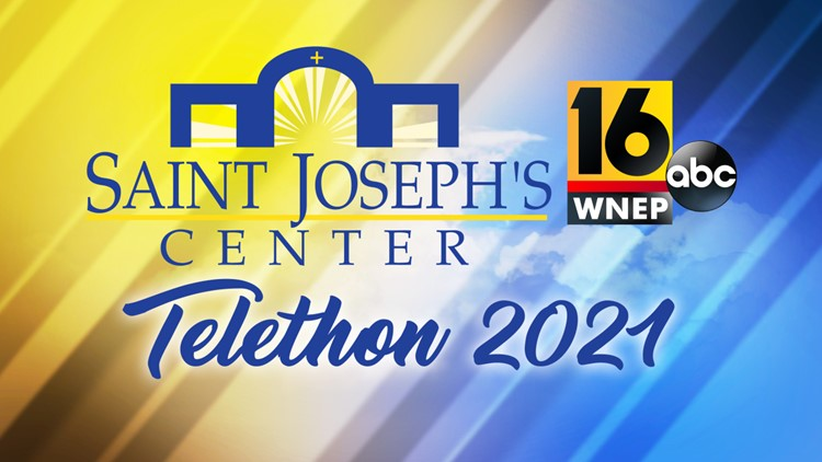 St. Joseph's Center Telethon 2021