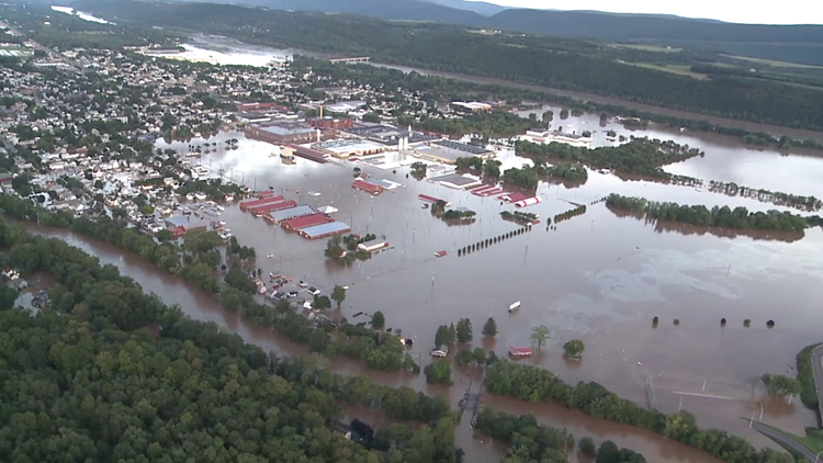 Bloomsburg residents remember flooding in 2011