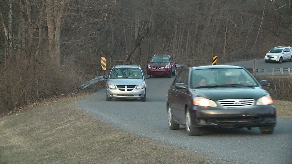 Reconstruction project in Carbon County becoming a headache for residents