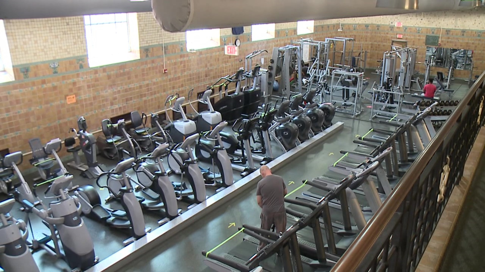 Wilkes Barre Family Ymca Reopens Wnep Com