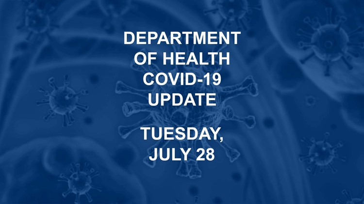 COVID-19 update: State total tops 109,000 cases   wnep.com