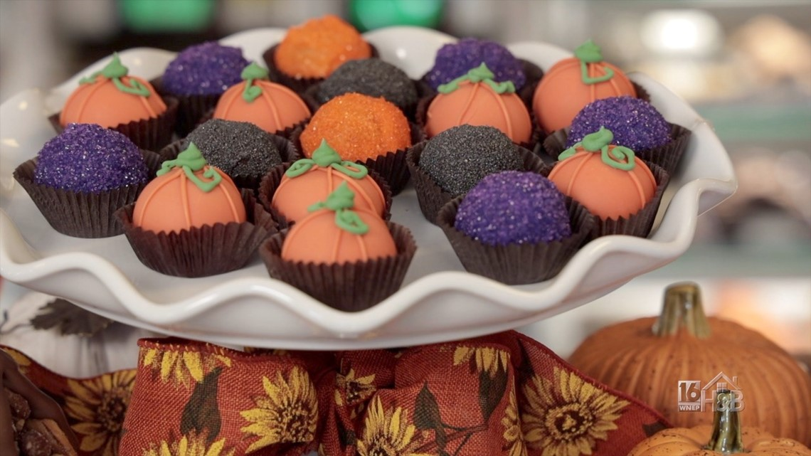Making Truffles with Nibbles & Bits