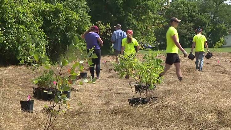 Susquehanna University creating an environmentally friendly space