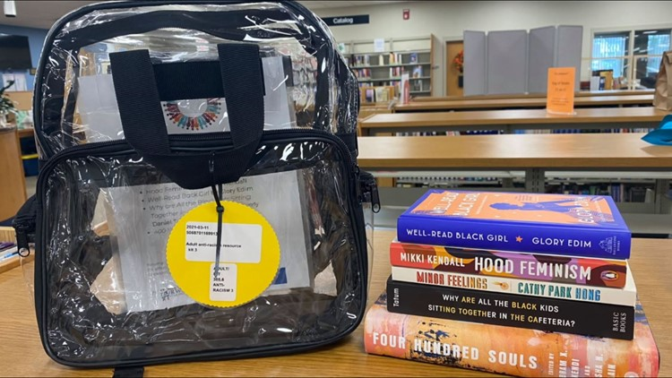 Acceptance on loan: Library offers anti-racism, mental health kits for children and adults