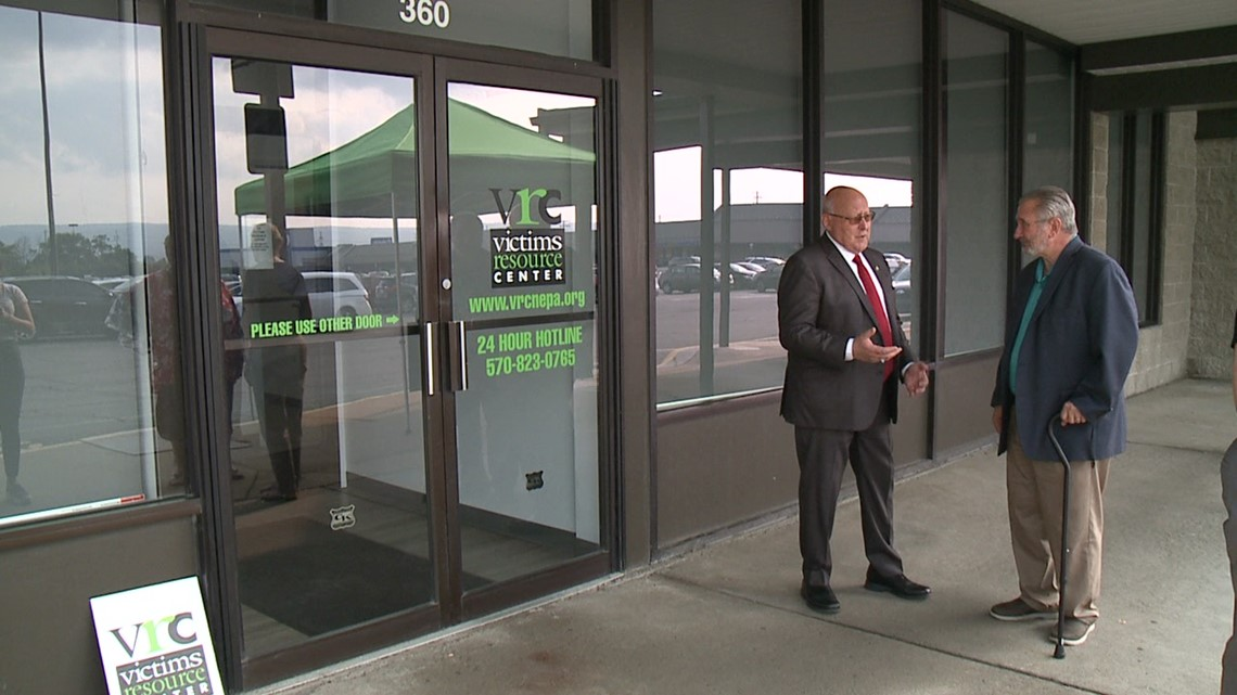 New safe space for victims opens in Luzerne County
