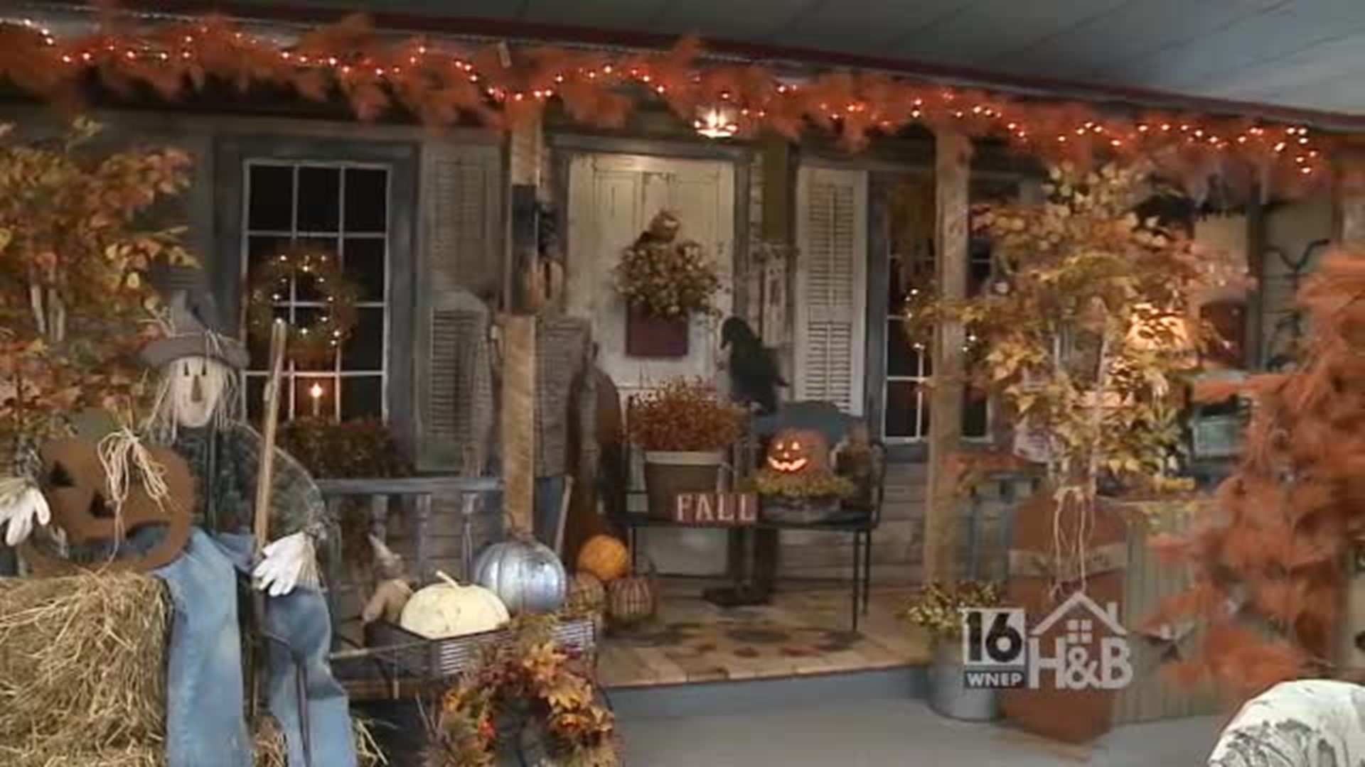 Fall Decorating Ideas by the Decorating Center | wnep.com