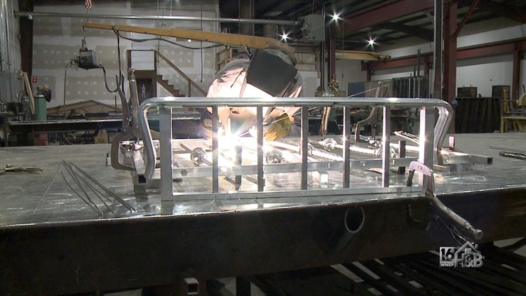 Masters Fabrication and Rail