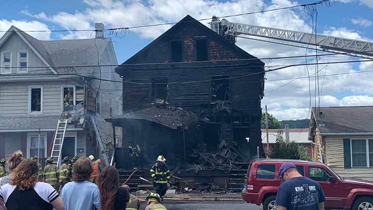 Home in Northumberland County gutted by fire