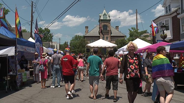 Celebrating Pride in the Poconos