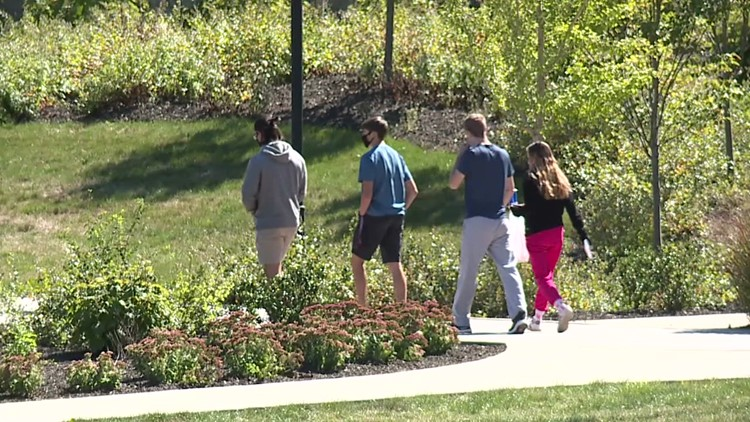 Lock Haven University restarts student tours