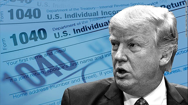 House Committee Sends New Letter to IRS Demanding Trump's Tax Returns |  wnep.com