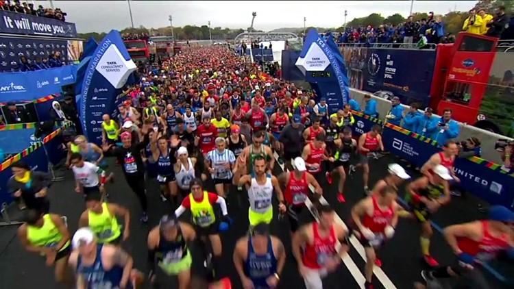 Ryan's Run team reacts to NYC marathon cancellation