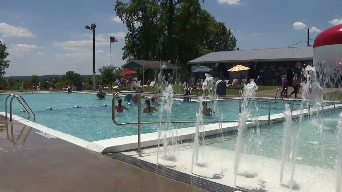 Selinsgrove Area Community Pool open for the season