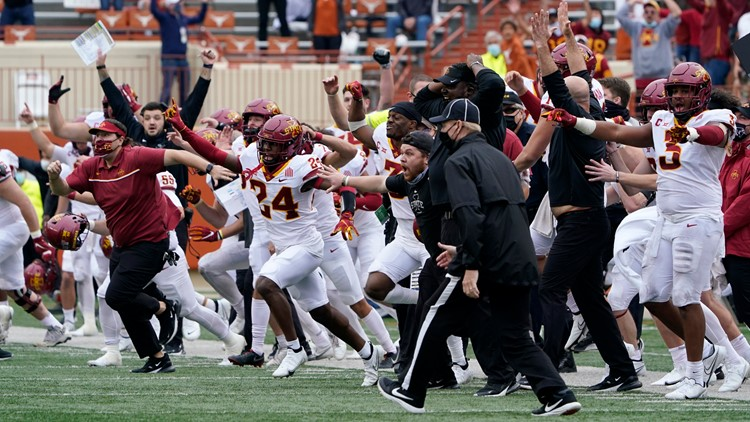 Cyclones announce 2021 football schedule