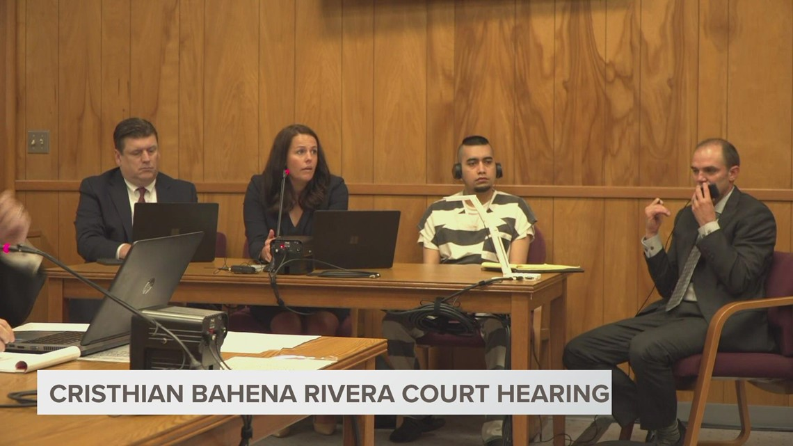 Full proceedings: Court hears arguments on alleged new evidence in death of Mollie Tibbetts