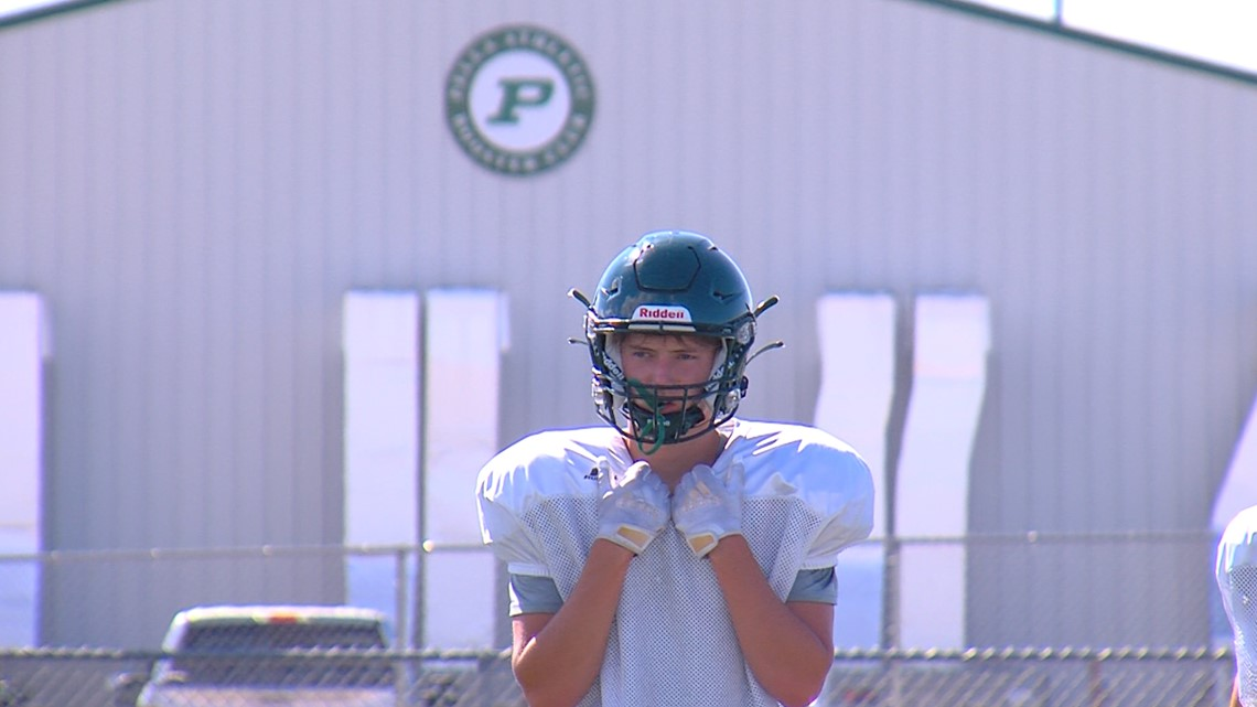 Pella Dutch embrace the annual target on their back as they approach week one