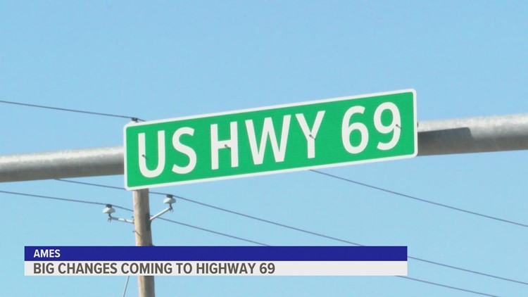 Proposed changes to Highway 69 include additional lanes, new roundabouts and more