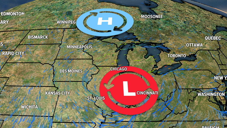 WEATHER LAB | How pressure impacts the weather
