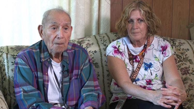 100-year-old Des Moines man: 'Life is still important'