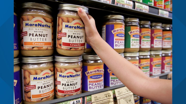 POLL:  Which kind of peanut butter do you prefer?