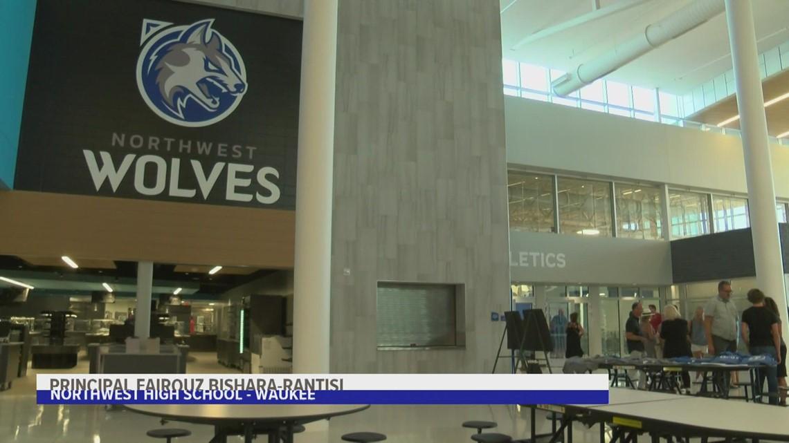 Inside Waukee's new Northwest High School