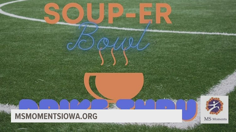 MS Moments is hosting a SOUP-ER Bowl event this Sunday
