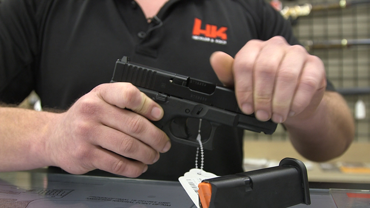 Pro-gun Iowans say 2nd Amendment sanctuaries can keep rights from being 'chipped away at'