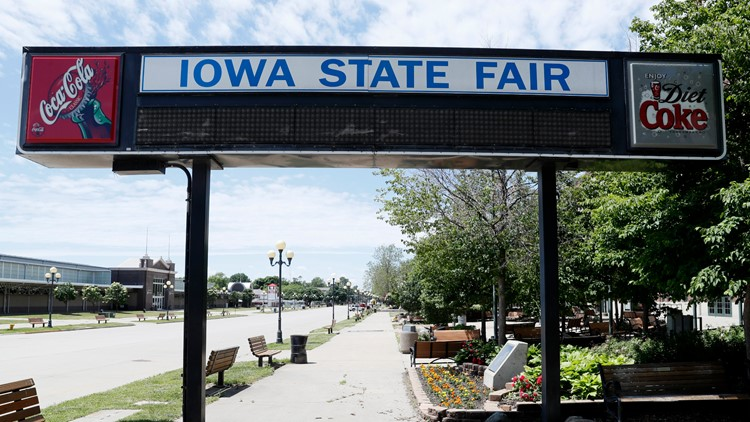 Cole Swindell, Dustin Lynch round out 2021 Grandstand lineup at Iowa State Fair