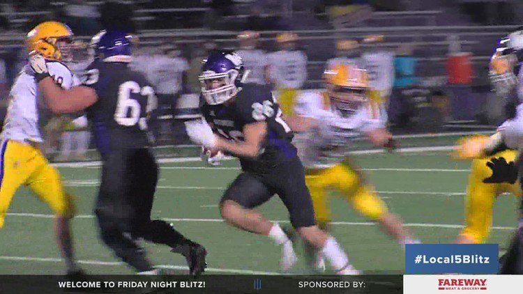 Grinnell Mutual Player of the Week: Alex Linquist, Waukee