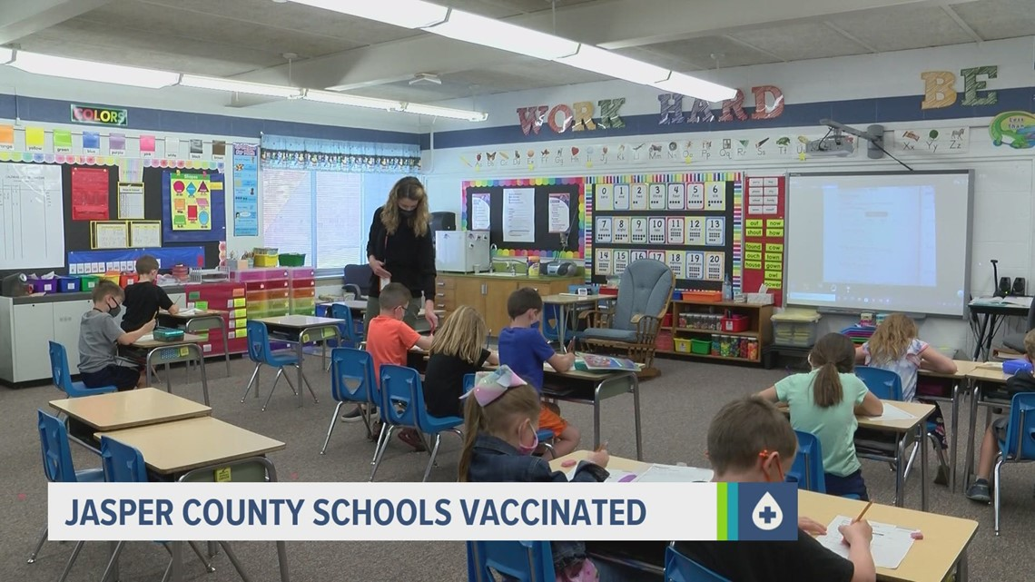Colfax-Mingo teachers, staff able to be vaccinated as spring semester continues