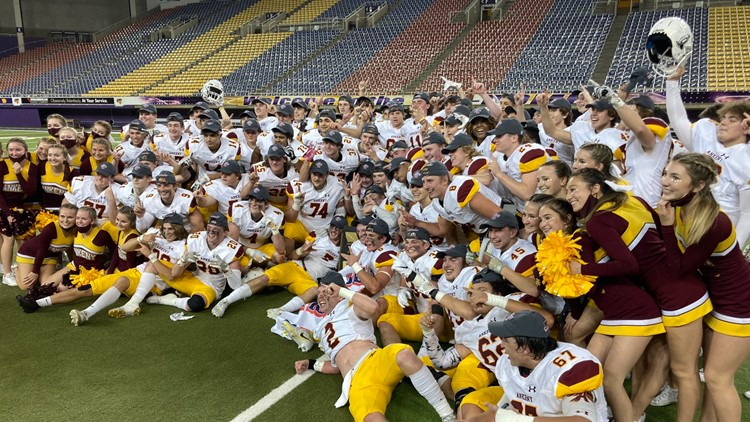 State football playoffs: Ankeny beats Southeast Polk 42-14 for Class 4A title
