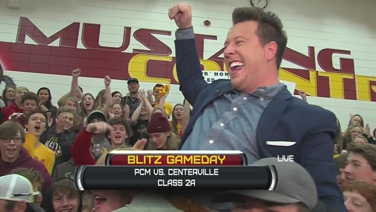 Prairie City-Monroe vs Centerville final Blitz Gameday pick