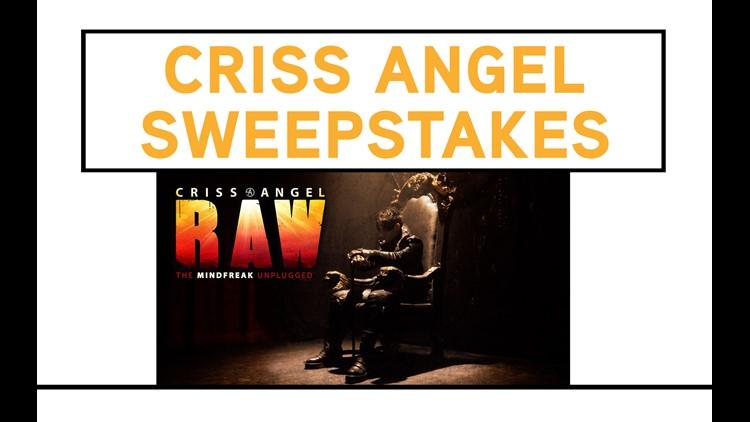 We Are Iowa's Criss Angel Giveaway
