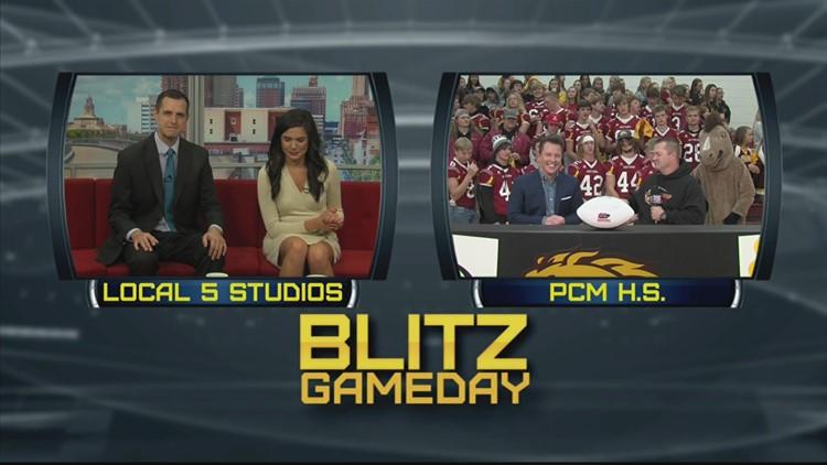Prairie City-Monroe Coach Bonnett – Blitz Gameady