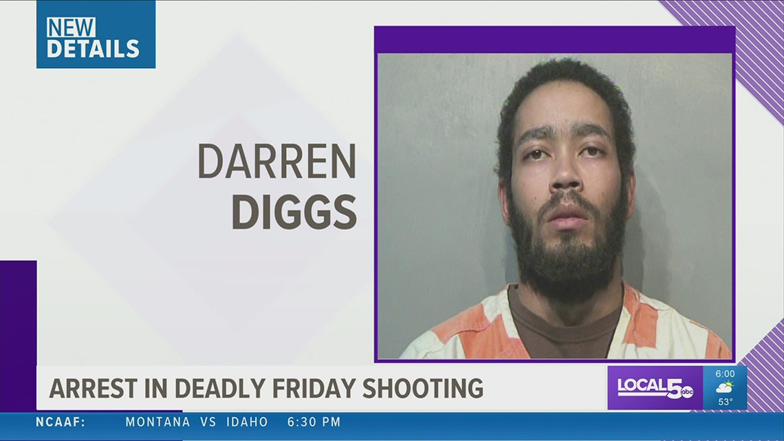 Suspect charged with murder and robbery in Friday morning Des Moines shooting