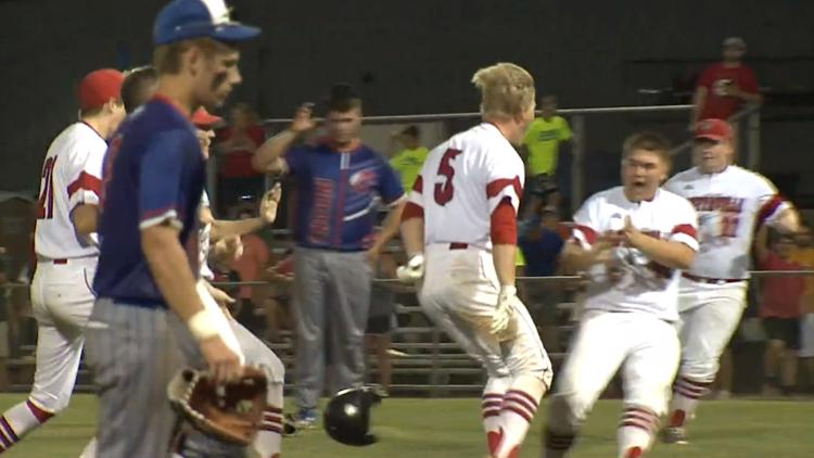 State baseball: Van Meter beats Unity Christian, Centerville tops Camanche in Class 2A semis