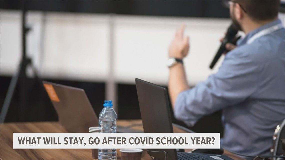 School lessons: What will stick around after the pandemic?