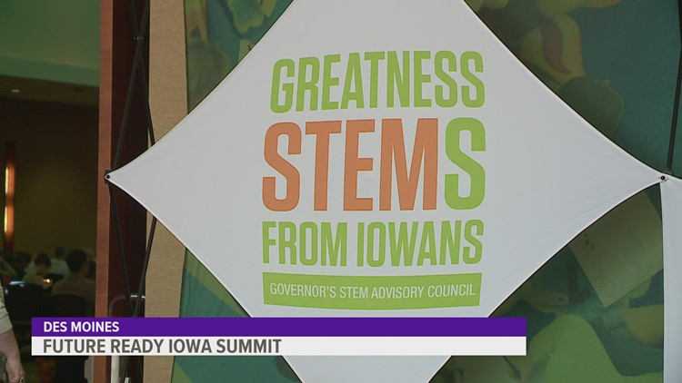 Future Ready Iowa Summit 2021 emphasizes work-based learning, computer science