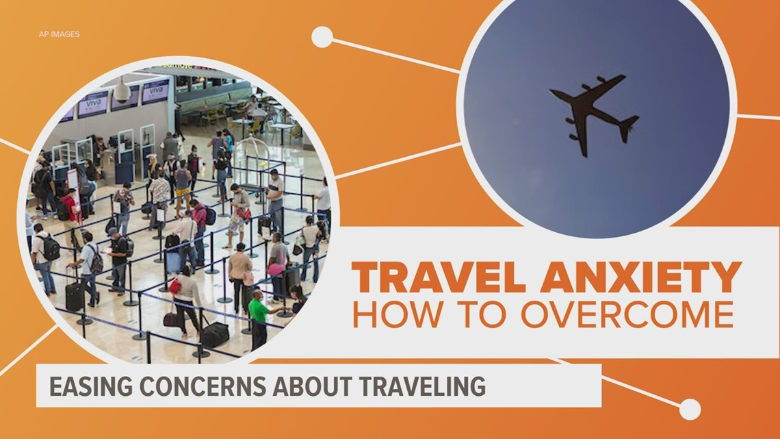 Travel anxiety has some hesitant to book trips post COVID pandemic